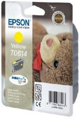 Epson T06144010 tintapatron - sárga színű - 1 patron / csomag (Epson C13T06144010)