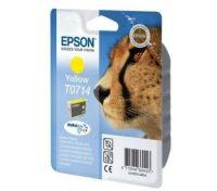 Epson T07144010 tintapatron - sárga színű - 1 patron / csomag (Epson C13T07144010)