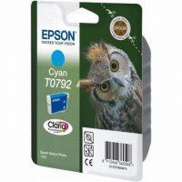 Epson T07924010 tintapatron - ciánkék színű - 1 patron / csomag (Epson C13T07924010)