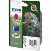 Epson T07934010 tintapatron - bíborvörös színű - 1 patron / csomag (Epson C13T07934010)
