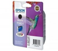 Epson T08014010 tintapatron - fekete színű - 1 patron / csomag (Epson C13T08014010)