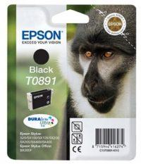 Epson T08914010 tintapatron - fekete színű - 1 patron / csomag (Epson C13T08914010)