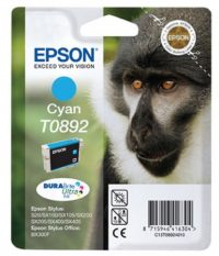 Epson T08924010 tintapatron - ciánkék színű - 1 patron / csomag (Epson C13T08924010)