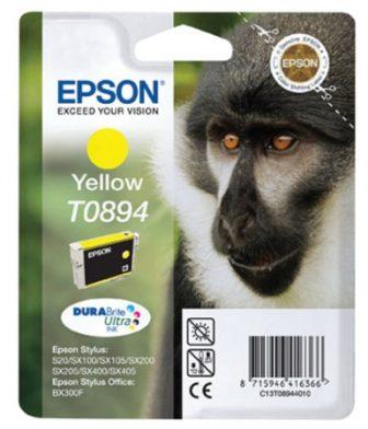 Epson T08944010 tintapatron - sárga színű - 1 patron / csomag (Epson C13T08944010)