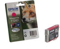 Epson T128340 tintapatron - bíborvörös színű - 1 patron / csomag (Epson C13T12834010)