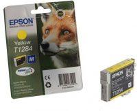 Epson T128440 tintapatron - sárga színű - 1 patron / csomag (Epson C13T12844010)