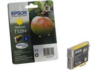 Epson T129440 tintapatron - sárga színű - 1 patron / csomag (Epson C13T12944010)