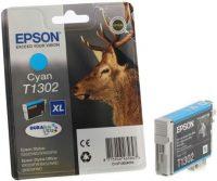 Epson T130240 tintapatron - ciánkék színű - 1 patron / csomag (Epson C13T13024010)
