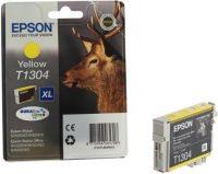 Epson T130440 tintapatron - sárga színű - 1 patron / csomag (Epson C13T13044010)