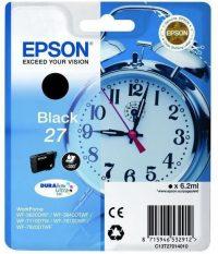 Epson T270140 black ink cartridge (Epson 27) - fekete tintapatron (Epson C13T27014010)