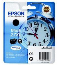 Epson T271140 black ink cartridge (Epson 27XL) - fekete tintapatron (Epson C13T27114010)
