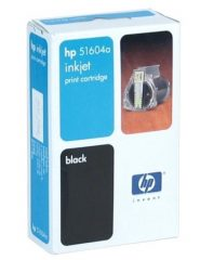 HP 51604A No. 604 tintapatron - black (Hewlett-Packard 51604A)