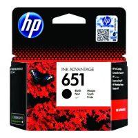 HP C2P10AE No. 651 tintapatron - black (Hewlett-Packard C2P10A)