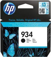 HP C2P19A No. 934 tintapatron - fekete (Hewlett-Packard C2P19A)