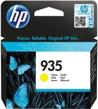 HP C2P22A No. 935 tintapatron - sárga (Hewlett-Packard C2P22A)