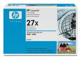 HP C4127X toner cartridge - fekete (Hewlett-Packard C4127X)