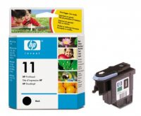 HP C4810A No. 11 nyomtatófej - black (Hewlett-Packard C4810A)