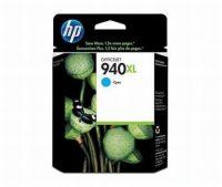 HP C4907A No. 940XL tintapatron - cyan (Hewlett-Packard C4907A)