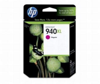 HP C4908A No. 940XL tintapatron - magenta (Hewlett-Packard C4908A)