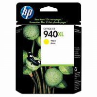 HP C4909A No. 940XL tintapatron - yellow (Hewlett-Packard C4909A)