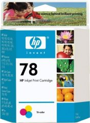 HP C6578D No. 78 tintapatron - colour (Hewlett-Packard C6578D)