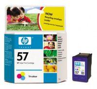 HP C6657A No. 57 tintapatron - colour (Hewlett-Packard C6657A)