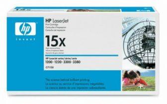 HP C7115X toner cartridge - fekete (Hewlett-Packard C7115X)
