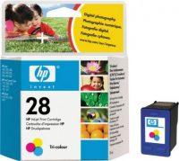 HP C8728A No. 28 tintapatron - colour (Hewlett-Packard C8728A)