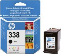 HP C8765E No. 338 tintapatron - black (Hewlett-Packard C8765E)
