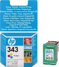 HP C8766E No. 343 tintapatron - colour (Hewlett-Packard C8766E)