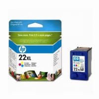 HP C9352C No. 22XL tintapatron - colour (Hewlett-Packard C9352C)