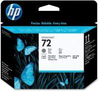 HP C9380A No. 72 nyomtatófej - gray / photo black (Hewlett-Packard C9380A)