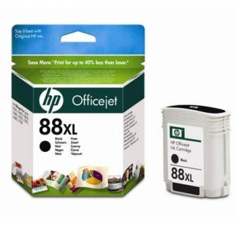 HP C9396A No. 88XL tintapatron - black (Hewlett-Packard C9396A)