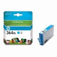 HP CB323E No. 364XL tintapatron - cyan (Hewlett-Packard CB323E)