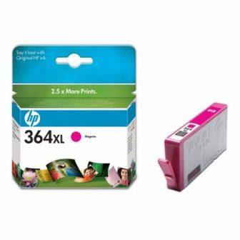 HP CB324E No. 364XL tintapatron - magenta (Hewlett-Packard CB324E)