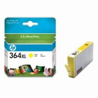 HP CB325E No. 364XL tintapatron - yellow (Hewlett-Packard CB325E)