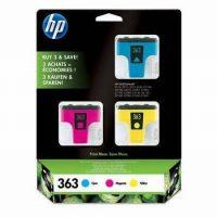 HP CB333E No. 363 színes csomag (3 szín) - colour (Hewlett-Packard CB333E)