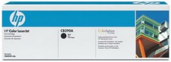 HP CB390A toner cartridge - fekete (Hewlett-Packard CB390A)