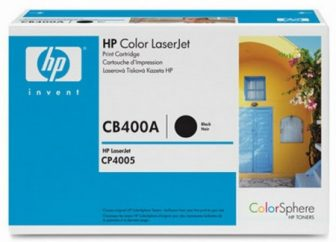 HP CB400A toner cartridge - fekete (Hewlett-Packard CB400A)