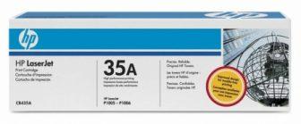 HP CB435A toner cartridge - fekete (Hewlett-Packard CB435A)