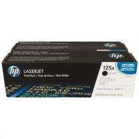 HP CB540AD festékkazetta csomag (No. 125A) - 2 darab HP CB540A toner (Hewlett-Packard CB540AD)