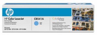 HP CB541A festékkazetta (No. 125A) - ciánkék (Hewlett-Packard CB541A)