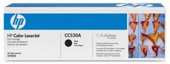 HP CC530A festékkazetta (No. 304A) - fekete (Hewlett-Packard CC530A)
