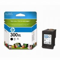 HP CC641E No. 300XL tintapatron - black (Hewlett-Packard CC641E)