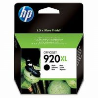 HP CD975A No. 920XL tintapatron - black (Hewlett-Packard CD975A)