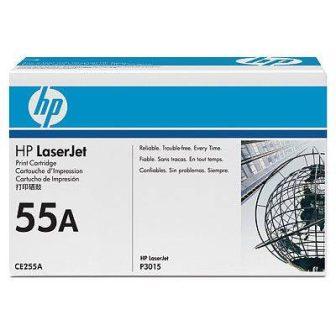 HP CE255A toner cartridge - fekete (Hewlett-Packard CE255A)