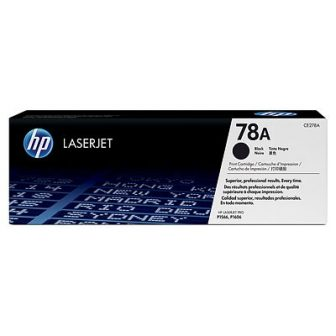 HP CE278A toner cartridge - fekete (Hewlett-Packard CE278A)