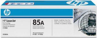 HP CE285A toner cartridge - fekete (Hewlett-Packard CE285A)