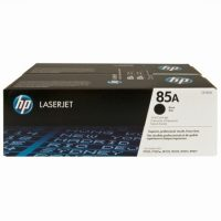 HP CE285AD toner cartridge pack - 2 x fekete CE285A toner - fekete (Hewlett-Packard CE285AD)