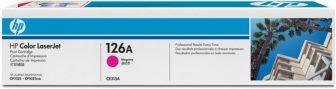 HP CE313A toner cartridge (126A) - magenta (Hewlett-Packard CE313A)